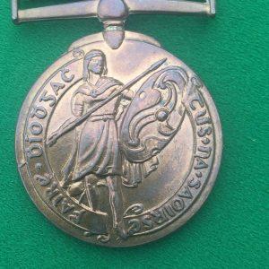 12 Year FCA/SM Service Medal